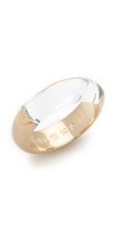 Maison Martin Margiela Invisible Illusion Ring | SHOPBOP