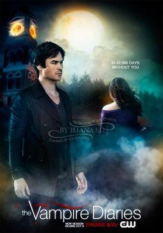 The Vampire Diaries Demon Pictures, Vampire Pictures, Vampire Diaries Memes, Vampire Diaries The Originals, Dark Words, Vampier Diaries, Original Vampire, Damon Salvatore, Delena