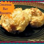 Every time I go to Red Lobster I nearly gorge myself on the Cheddar Bay Biscuits. They are the most amazing , tender, and flavorful biscuits I've ever had.