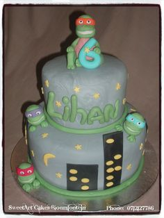Sweetarts, Ninja Turtles, Cupcake Toppers, Fondant, Icing, Connect, Cake Decorating, Cupcakes, Facebook