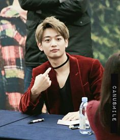 161126 #SHINee #Minho - 1and1 Fansigning Event at Coex Mall