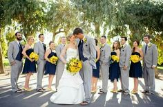 Navy And Yellow I Especially Love The Address Book Idea Deceased Family Table