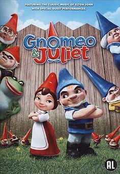 Gnomeo & Juliet - Kelly Asbury, Elton John, Chris Bacon, James Newton Howard, William Shakespeare, James McAvoy, Emily Blunt, Michael Caine