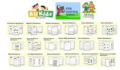 All Kids Network - Resources for parents, teachers and anyone who works with children.