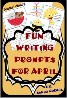 These colorful differentiated journaling prompts will get kids motivated to write! These are great for students who are beginning to write and also for students who are more advanced writers. It includes: 1) handwriting paper for the beginning writers  2) lined paper for students who are more skilled in proper letter formation and spacing.  3) matching writing pages for students who are ready to write longer paragraphs.The blank templates allow teachers to choose the topics as well.