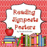 FREE Reading Signposts Posters