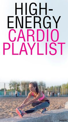 Don't miss a beat with this High-Energy Cardio Playlist!