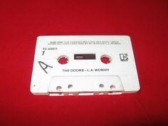 #thedoors #cassette #music #vintage #lawoman #bonanza #bonanzabooth