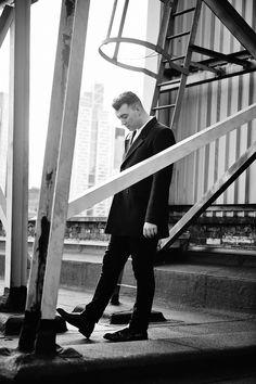 Photography by @Josh Shinner at @Frank Agency #SamSmith
