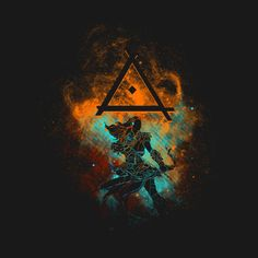 Check out this awesome 'Aloy+Art' design on @TeePublic!