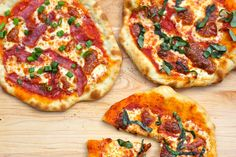 Karen's Kitchen Stories: BBA Challenge #25 Pizza Napolitana #BakeYourOwnBread