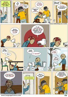 Learn French ~ Meilleur ami de l'homme | Man's best friend ~ S4e7 | Learn French | French pronunciation| Learn Spanish | Spanish pronunciation