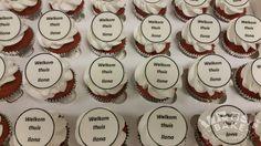 Cupcakes met tekst