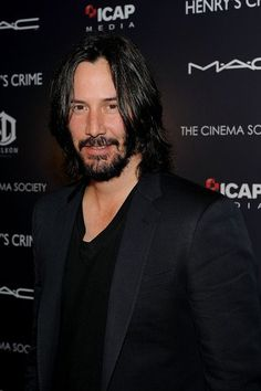 """Keanu Reeves Photos - The Cinema Society With DeLeon Tequila And Moving Pictures Film & Television Host A Screening Of """"Henry's Crime"""" - Arrivals - Zimbio Keanu Reeves Life, Keanu Reeves Quotes, Keanu Reeves John Wick, Keanu Charles Reeves, Keanu Reeves Pictures, Deleon Tequila, Arch Motorcycle Company, Keanu Reaves, Face The Music"""