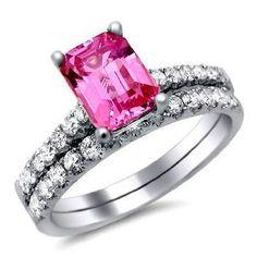 Unique Engagement Rings | ... Diamond Engagement Ring Bridal Set - Unusual Engagement Rings Review