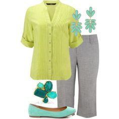 Teacher Outfits on a Teacher's Budget 103