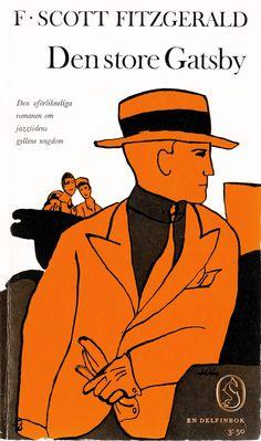 F Scott Fitzgerald - Den store Gatsby | by Martin_Klasch