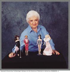 Ruth Mosko de Handler su idea, su sueño hecho realidad con muchos colaboradores, creadores, y dejando un legado a la humanidad de Mattel de antes y la de ahora para el mundo. Que el producto sea bueno y util, progresista, innovador, futuristico y divertido.