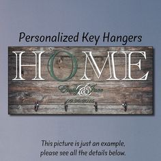 Estreno de una casa personalizada regalo, regalo casa, llavero, para llaves…