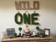 Check out this cool Where the wild things are Birthday Party! Love the backdrop!! See more party ideas and share yours at CatchMyParty.com