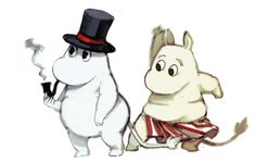 Cartoon Shows, A Cartoon, Les Moomins, Moomin Valley, Geek Humor, Drawing Reference, Troll, Cute Art, Childhood