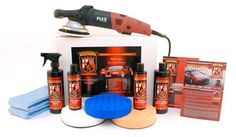 Wolfgang FLEX XC3401 Concours Polishing Kit * Check this awesome product by going to the link at the image.