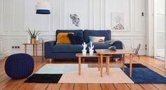 Décoration salon: sélection shopping à petits prix