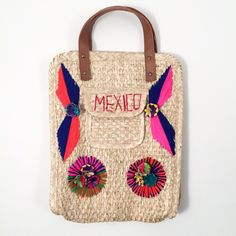 Handcrafted Mexican Bags