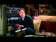 Sheldon's Bongos and the Subjunctive - The Big Bang Theory