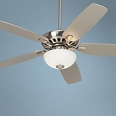 Brushed Nickel Ceiling Fan Ceiling Fans And Brushed