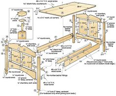 62 Best Pdf Plans Images Wood Projects Woodworking Woodworking