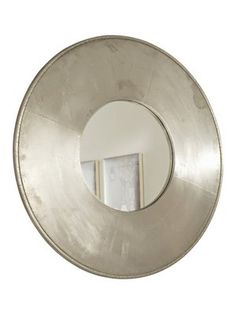 Round Mirror - I like this for my bedroom. Wrong color?