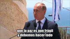 ¿Vladimir Putin otro Sionista Bastardo?