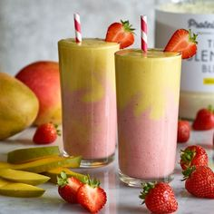 Slender Strawberry Mango Bliss