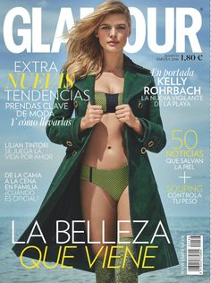 Glamour Spain Magazine  #man #attitude #style #fashion #trends #sports #magazine