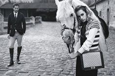 chanel horse ad - Google Search