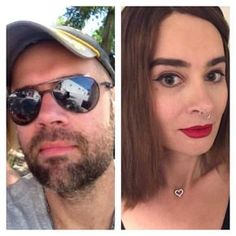 Trans Mtf, Mtf Before And After, Mirrored Sunglasses, Mens Sunglasses, Mtf Transition, Trans Rights, Transgender Mtf, Female Transformation, Our Girl