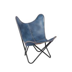 Found It At Wayfair   Sharon Leather Butterfly Side Chair