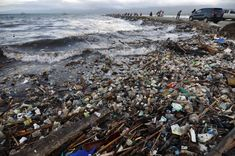 Ineffective recycling compounds Indonesia's marine waste problem - National - The Jakarta Post Recycling Plant, Recycling Center, Waste Management System, Types Of Waste, Waste To Energy, Distinguish Between, Plastic Waste
