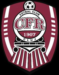 CFR Cluj Primary Logo on Chris Creamer's Sports Logos Page - SportsLogos. A virtual museum of sports logos, uniforms and historical items. Soccer Logo, Football Team Logos, Sports Team Logos, World Football, Soccer World, Football Kits, Soccer Teams, Football Soccer, Soccer Ball