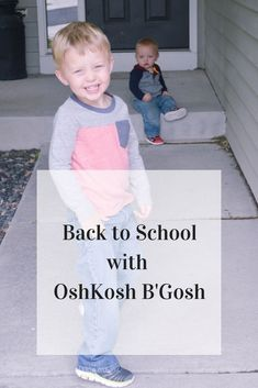 Click through for an exclusive coupon to OshKosh B'Gosh! Back To School Gifts, Back To School Outfits, Parenting Advice, Kids And Parenting, Oshkosh Bgosh, Kids Board, Boredom Busters, Mom And Dad, Cool Kids