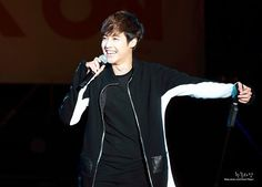 Kim Hyun Joong 김현중 ♡ music ♡ Kpop ♡ Kdrama ♡ smile ♡ 2014 ♡ 9月27日 キム・ヒョンジュン@『AOMORI SHOCK ON』Fancam Photo|LaLaLa…ひなたのゴンイルな日々