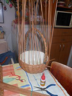 pletení z papíru pracovní postup