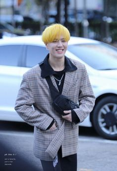 171013 Kim Yugyeom at Music Bank cr: YKLikeIt