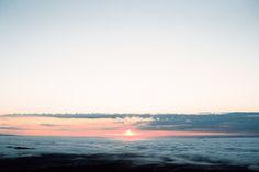 """harrisonglazier: """" mt tam sunrise on film, august 2014 """""""