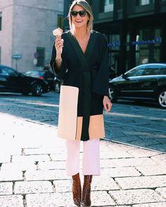 """Fashion week diet  pic by @luizaferraz"""