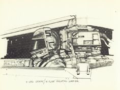 """The Star Wars Sketchbook (Joe Johnston) Pinned to """"Traveller"""" because I used the SW & ESB. Sketchbooks *a lot* while adventuring. Ah, the memories. Star Wars Ships, Star Wars Art, Moleskine, Adventure Time Style, Joe Johnston, Military Drawings, Star Wars Episode Iv, Star Wars Concept Art, Sketch Inspiration"""