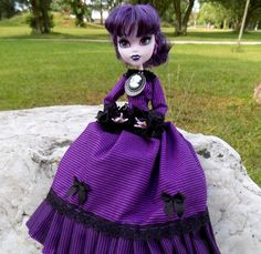 Lady Violette - dress for MH and EAH