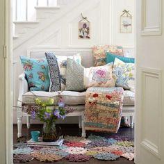 Cottage Style Decor | Lindie's Cozy Spot Ideas