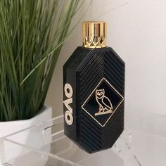By: ChampagneBisou #drake #drizzy #champagnepapi #champagnebisou #ovo #owl #glambottle Champagne Bottles, Champagne Gifts, Drake Drizzy, Champagne Birthday, Bottle Design, Hostess Gifts, Perfume Bottles, Logo Design, Bling